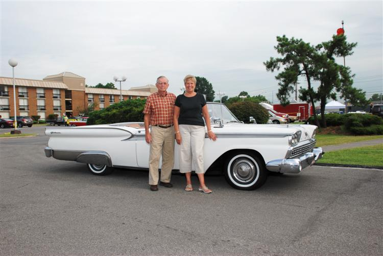 Mike Brown Ford >> 2008 Convention, 1959 Cars With Owners