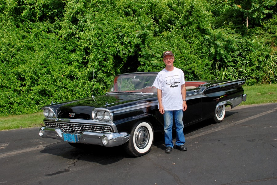 2014 Convention 1959 Cars With Owners